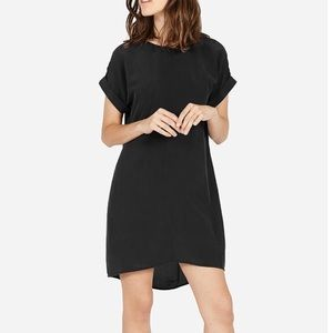 Everlane silk dress